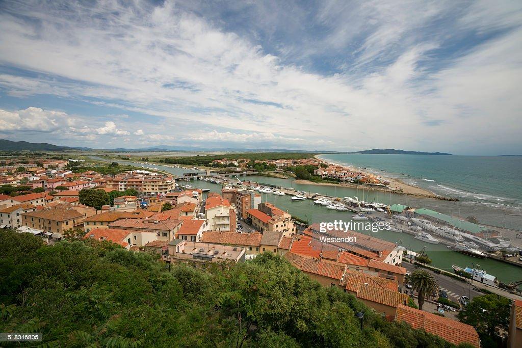 Italy, Tuscany, Castiglione della Pescaia