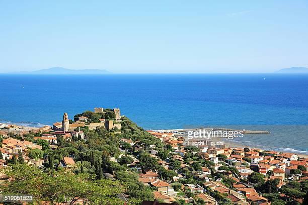 Italy, Tuscany, Castilione della Pescaia