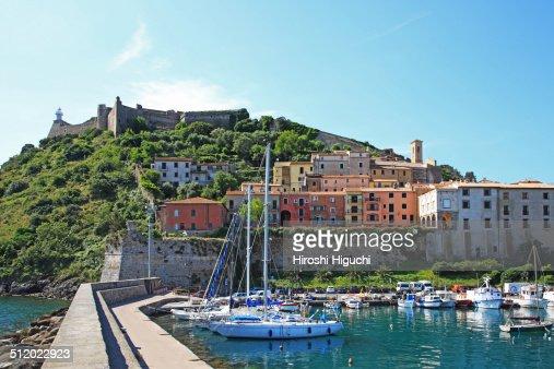Italy, Tuscany, Porto Ercole