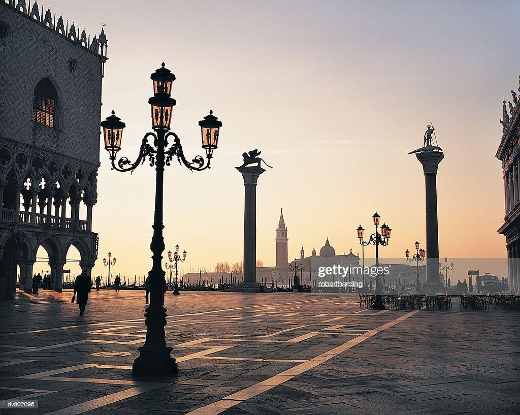 Italy, Veneto,  Venice, St. Mark's Square. : Stock Photo