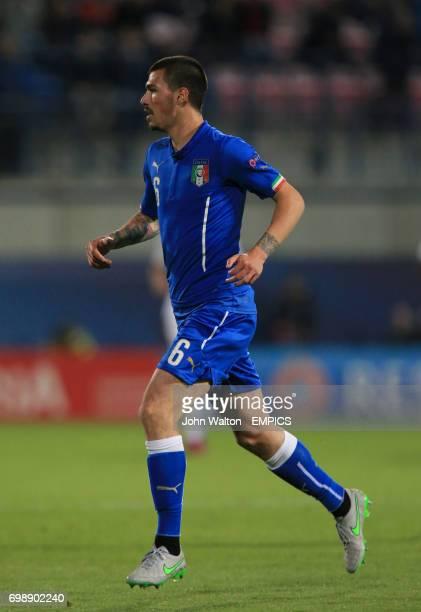 Italy's Alessio Romagnoli