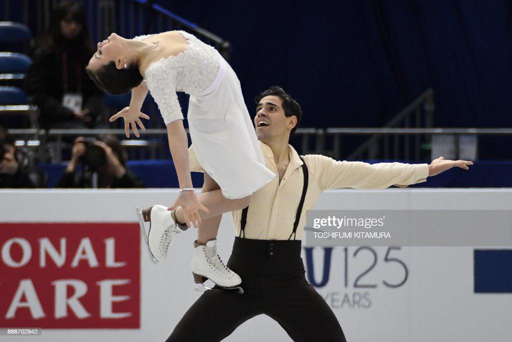 Анна Капеллини - Лука Ланоте / Anna CAPPELLINI - Luca LANOTTE ITA - Страница 10 Italys-anna-cappellini-and-luca-lanotte-compete-during-the-ice-dance-picture-id888702942
