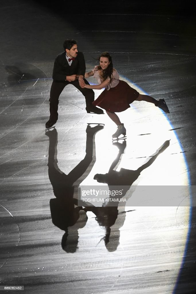 Анна Капеллини - Лука Ланоте / Anna CAPPELLINI - Luca LANOTTE ITA - Страница 10 Italys-anna-cappellini-and-luca-lanotte-perform-during-the-gala-at-picture-id889262452