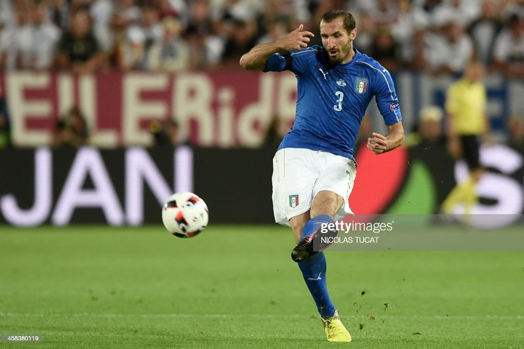 FBL-EURO-2016-MATCH47-GER-ITA : News Photo