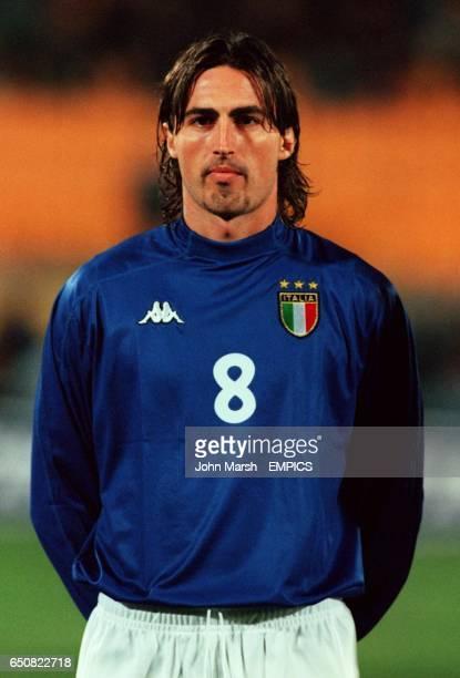 Italy's Dino Baggio