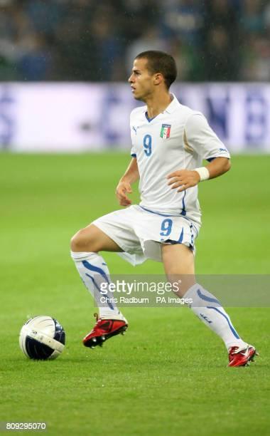 Italy's Sebastian Giovinco