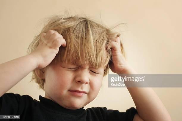 Prurito al cuoio capelluto dalla testa Lice