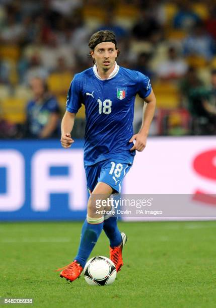 Itlay's Riccardo Montolivo