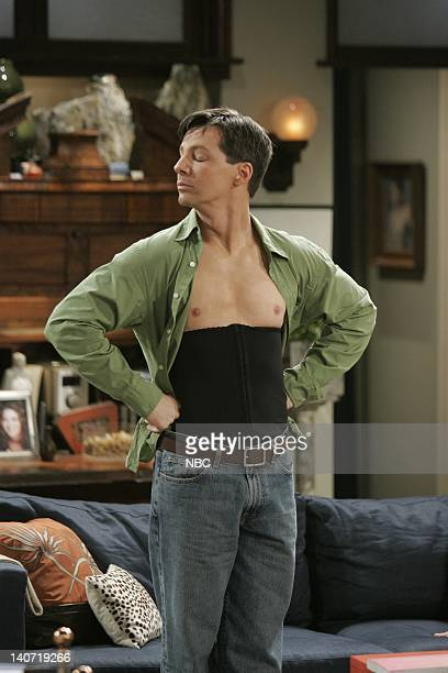 WILL GRACE 'It's a Dad Dad Dad Dad World' Episode 21 Pictured Sean Hayes as Jack McFarland Photo by Paul Drinkwater/NBCU Photo Bank