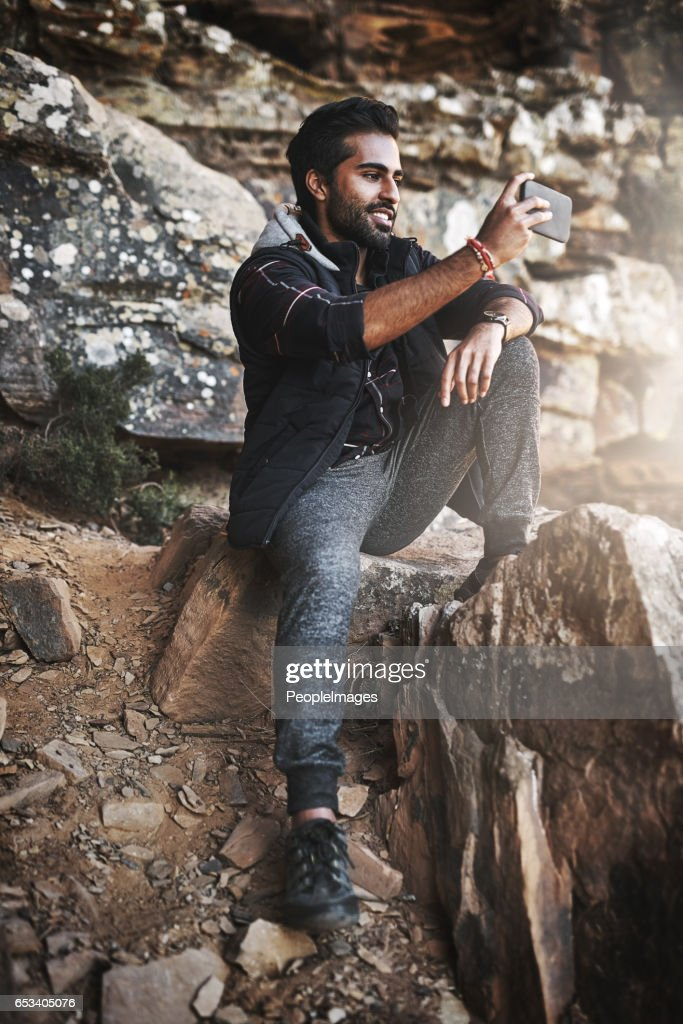 It's a great place for a photograph : Stock Photo