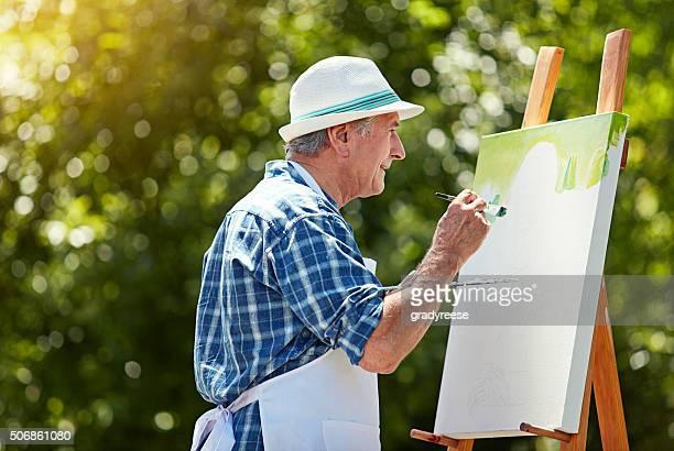 It's a painter's dream