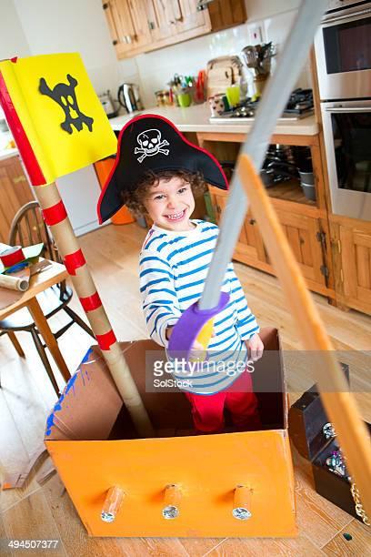C'est pour moi la vie des Pirates