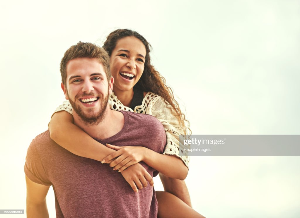 It's always more fun when we're together : Foto stock