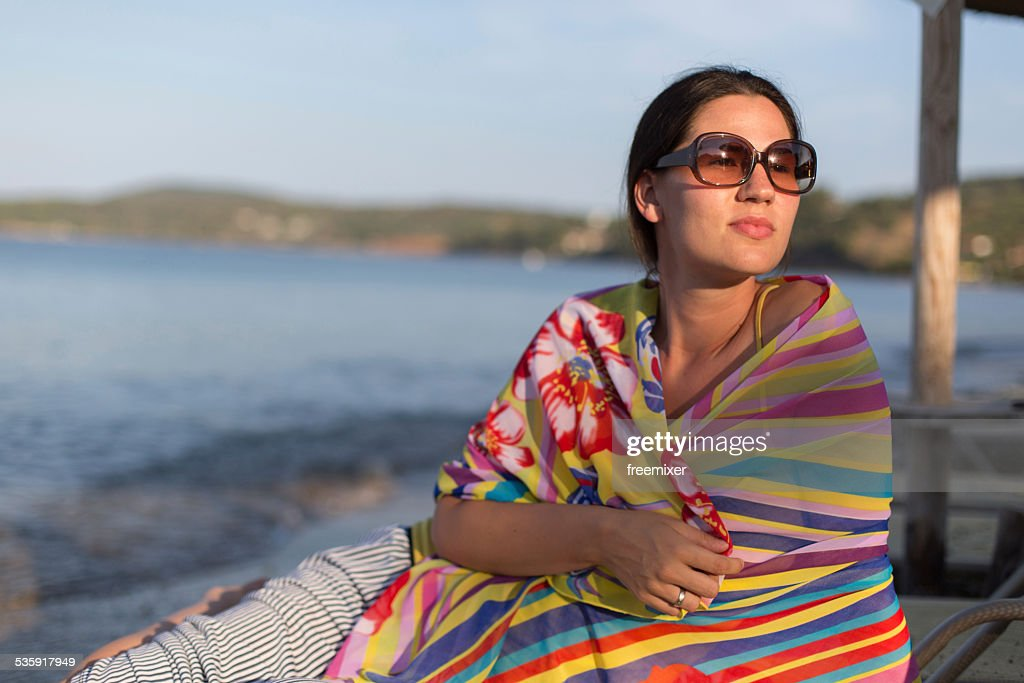 It's cold! : Stock Photo