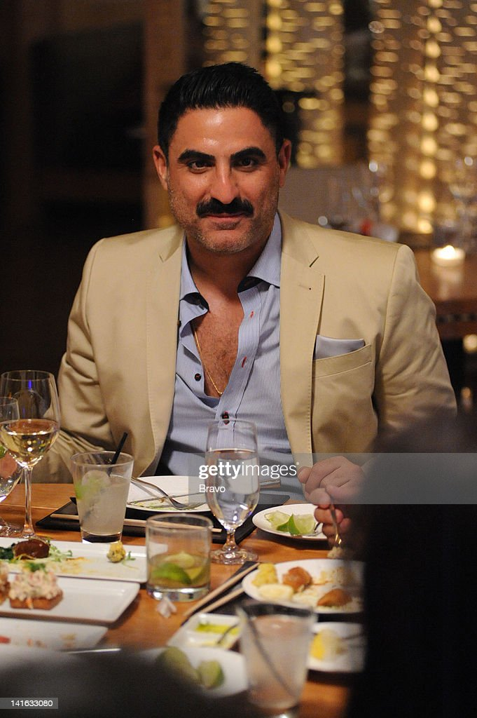 SUNSET 'It's My Birthday Bitches' Episode 102 Pictured Reza Farahan