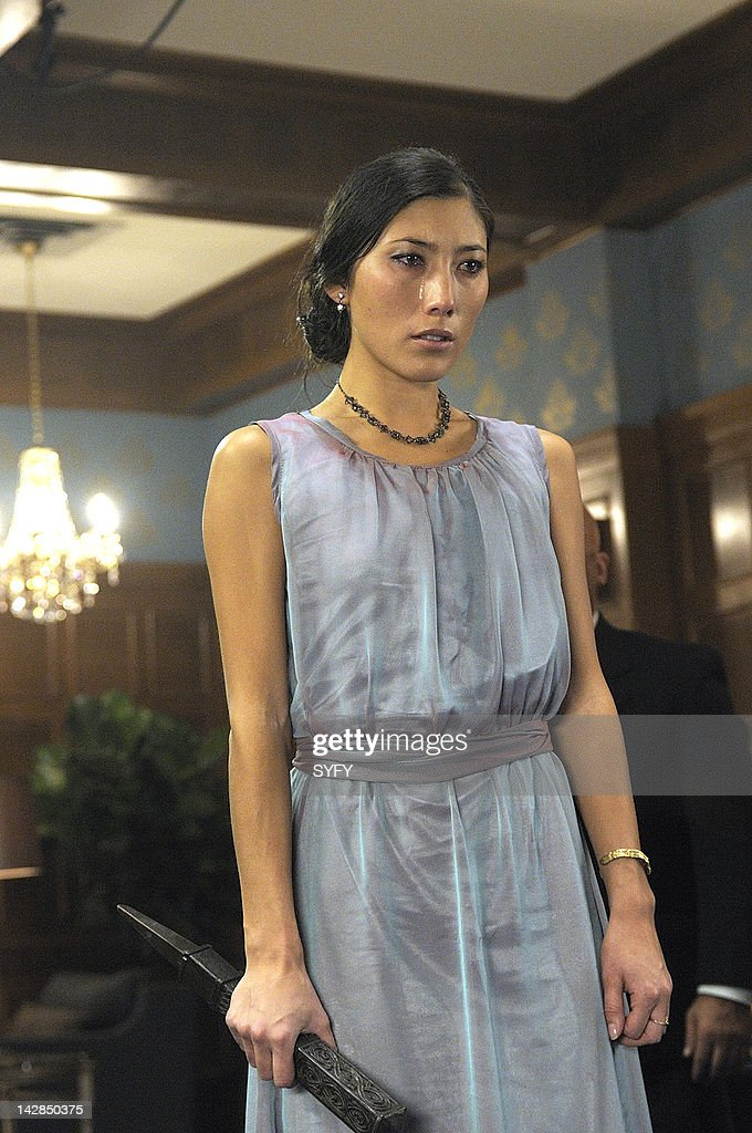 HUMAN -- 'It's My Party and I'll Die if I Want To' Episode 213 -- Pictured: <a gi-track='captionPersonalityLinkClicked' href=/galleries/search?phrase=Dichen+Lachman&family=editorial&specificpeople=646177 ng-click='$event.stopPropagation()'>Dichen Lachman</a> as Suren --