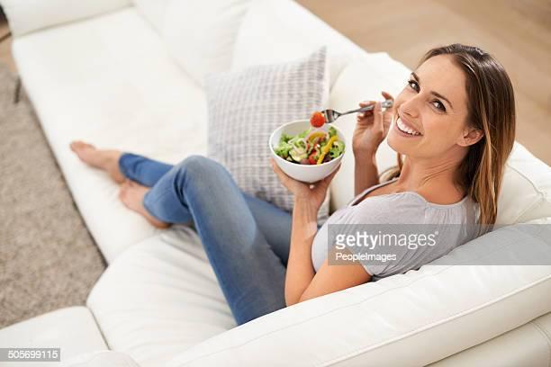 Não é uma dieta é chamado Alimentação Saudável
