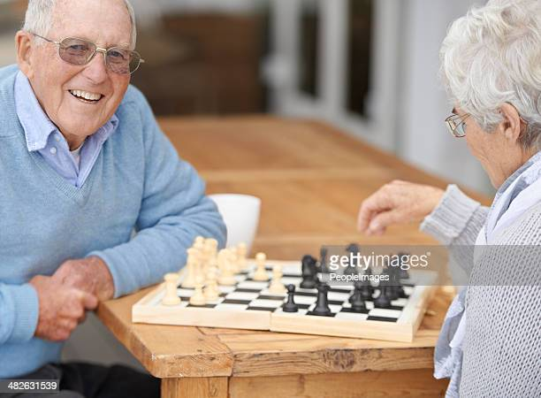 It's our passion for chess that brought us together!