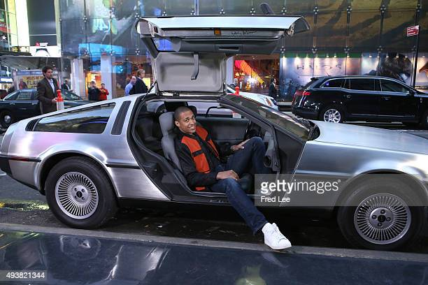 AMERICA It's the 30th anniversary of 'Back to the Future' on 'Good Morning America' 10/21/15 airing on the ABC Television Network