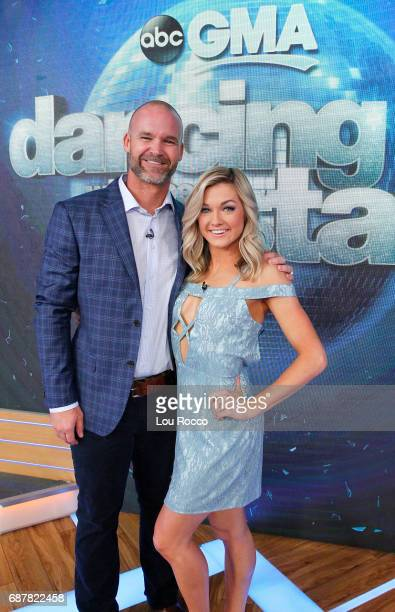AMERICA It's the 'Dancing with the Stars' after party on 'Good Morning America' Wednesday May 24 airing on the ABC Television Network DAVID