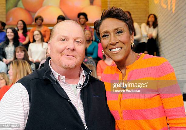 THE CHEW It's time to throw the best 'Surprise Party' with the cohosts on ABC's 'The Chew' Guests include Tracee Ellis Ross and Robin Roberts today...