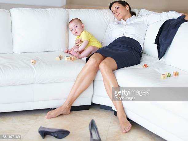 Es difícil ser un trabajo mom