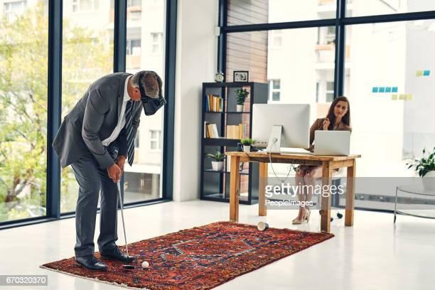 It's virtual game time