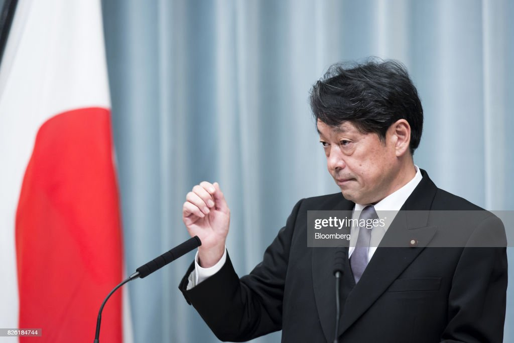 Japanese Prime Minister Shinzo Abe Appoints New Cabinet Members in Reshuffle