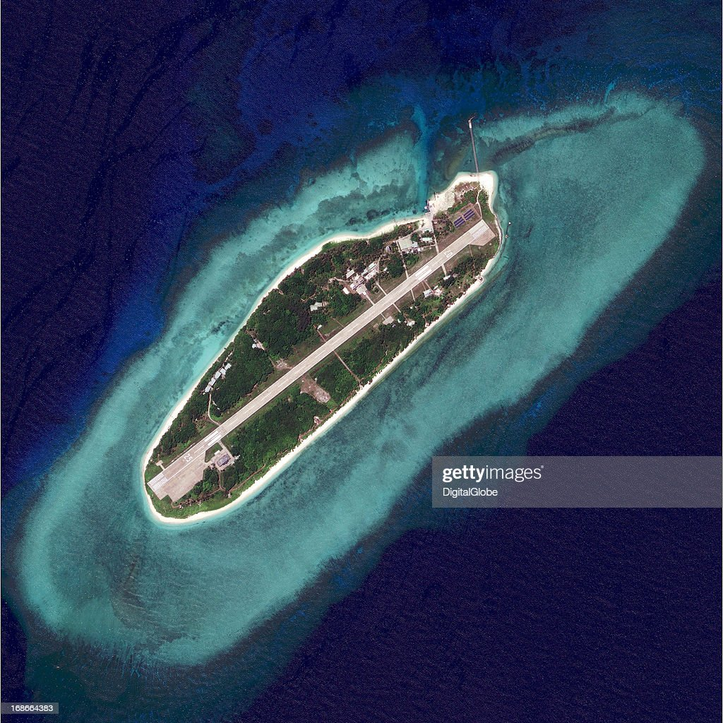 Itu Aba Island, also known as Taiping Island, is one of many disputed islands in the South China Sea. The island is administered and occupied by the Republic of China, but other countries, including Vietnam, the Philippines and the People's Republic of China, also claim sovereignty. The site for the naval frigate terminal will likely be the area of the existing harbor, which is notably the only section with shipping access to the island through the coral reef.