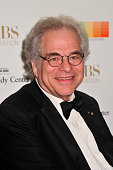 Itzhak Perlman arrive at the 38th Annual Kennedy Center Honors Gala at the Kennedy Center for the Performing Arts on December 6 2015 in Washington DC