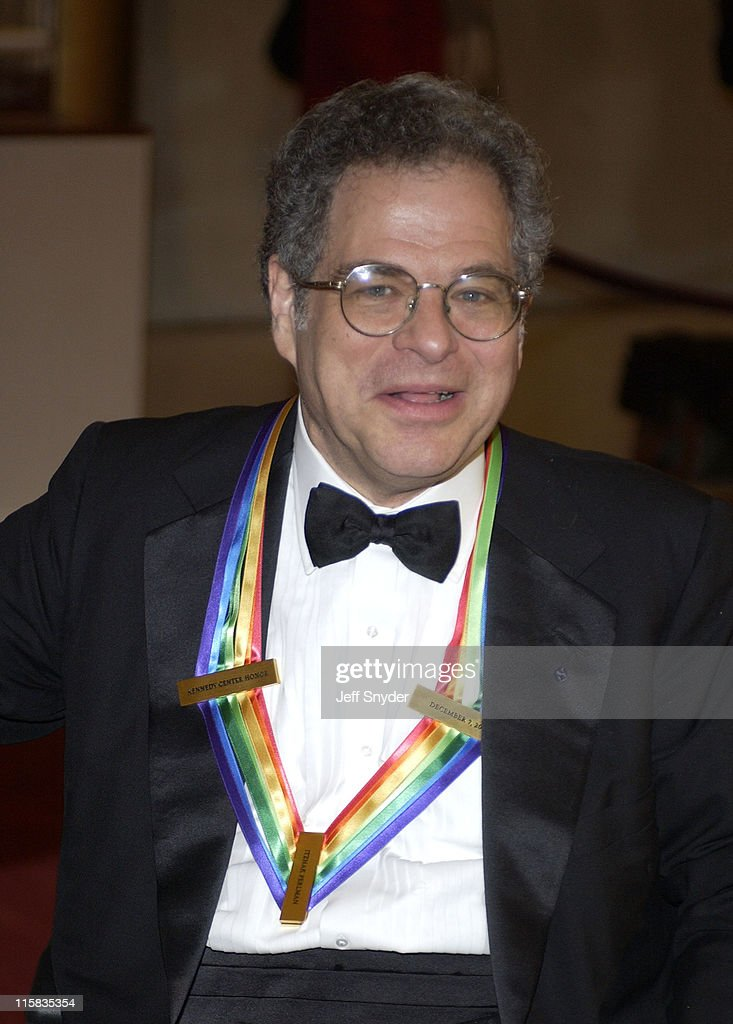 <a gi-track='captionPersonalityLinkClicked' href=/galleries/search?phrase=Itzhak+Perlman&family=editorial&specificpeople=593397 ng-click='$event.stopPropagation()'>Itzhak Perlman</a> during 26th Annual Kennedy Center Honors at John F Kennedy Center for the Performing Arts in Washington, DC, United States.