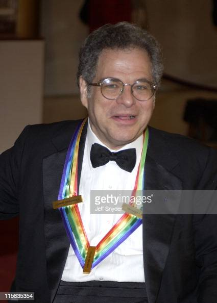 Itzhak Perlman during 26th Annual Kennedy Center Honors at John F Kennedy Center for the Performing Arts in Washington DC United States