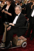 Itzhak Perlman during The 78th Annual Academy Awards Arrivals at Kodak Theatre in Hollywood California United States