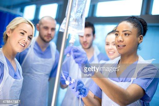 iv nurse training