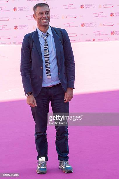 Ivan Cotroneo on the Pink Carpet He was attending the convention 'Piccolo grande schermo' on the interdependence between film and fiction with the...