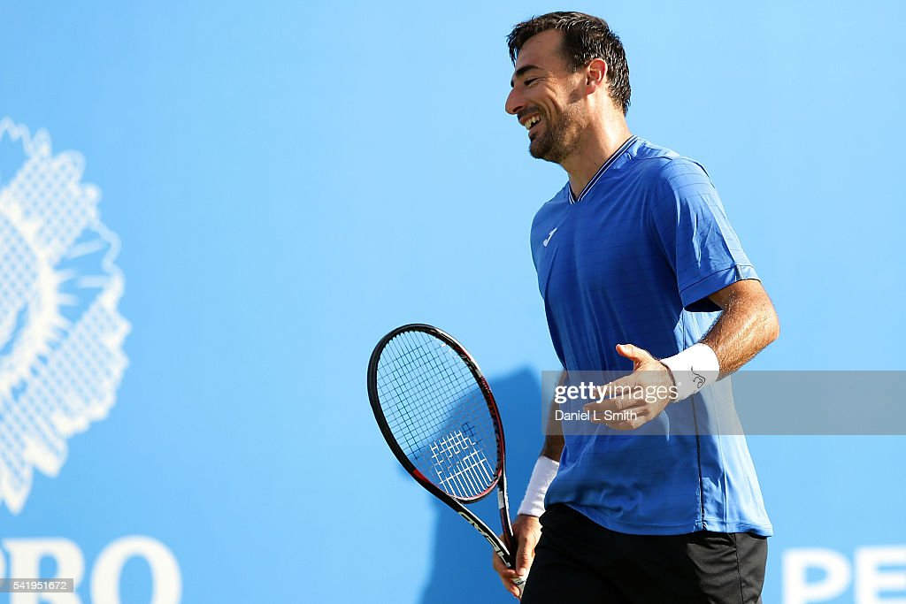 ATP Aegon Open Nottingham - Day Two