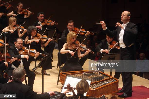 Ivan Fischer conducting the Budapest Festival Orchestra at Carnegie Hall on Saturday night January 24 2009This imageIvan Fischer leading the Budapest...