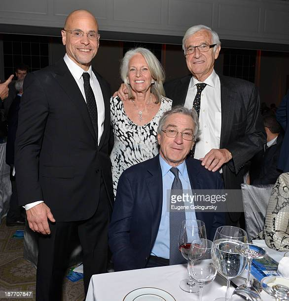 Ivan Hageman Susan Patricof Alan Patricof and Robert DeNiro attend the The East Harlem School 2013 Fall Benefit Honoring Susan And Alan Patricof on...