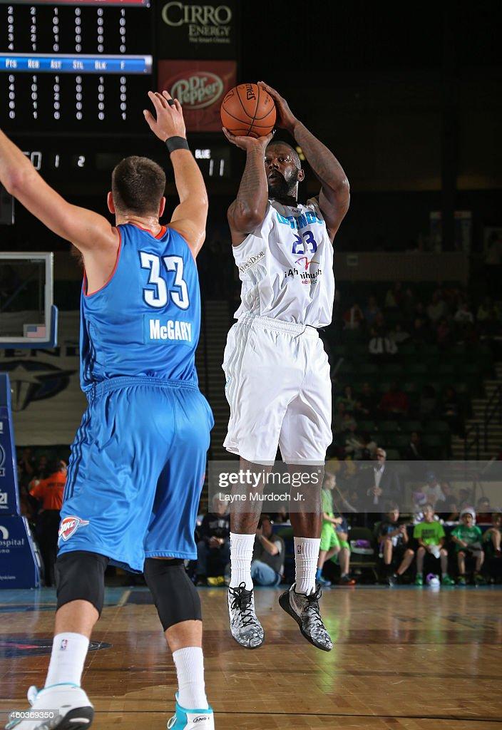 Oklahoma City Blue v Texas Legends