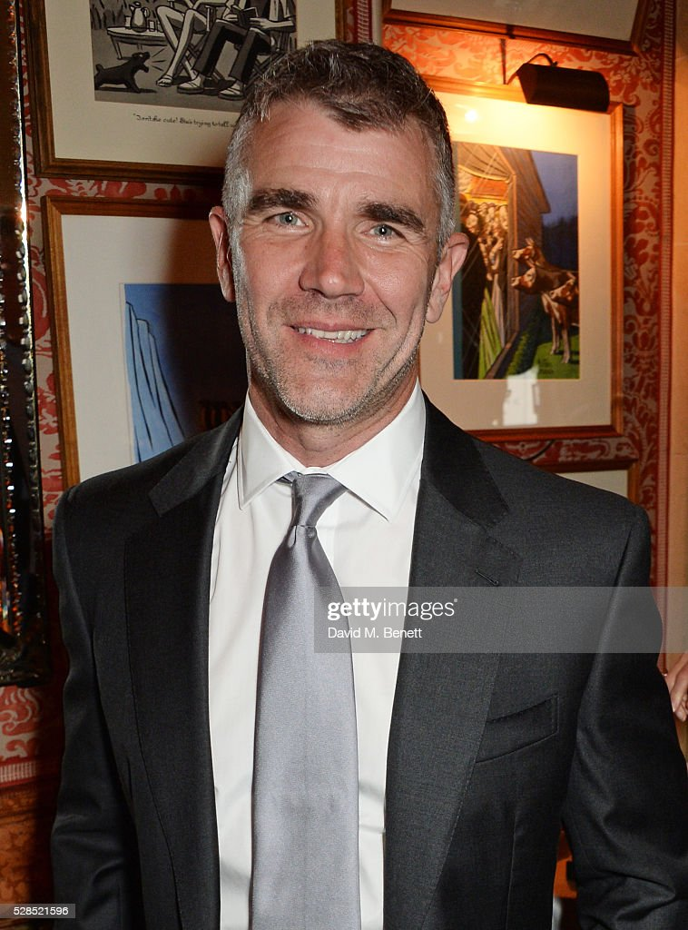 Ivan Massow attends the launch of Dame Joan Collins' new book 'The St. Tropez Lonely Hearts Club' at Harry's Bar on May 5, 2016 in London, England.