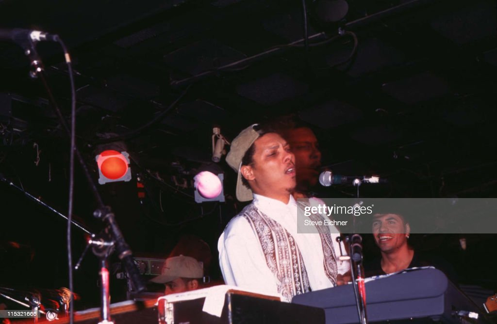 Neville Brothers in Concert at Tramps - 1995