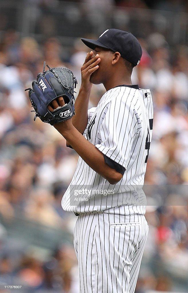 Colorado Rockies v New York Yankees