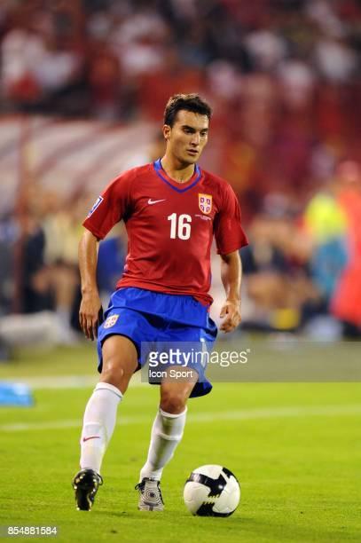 Ivan OBRADOVIC Serbie / France Eliminatoire de la Coupe du Monde 2010 Serbie