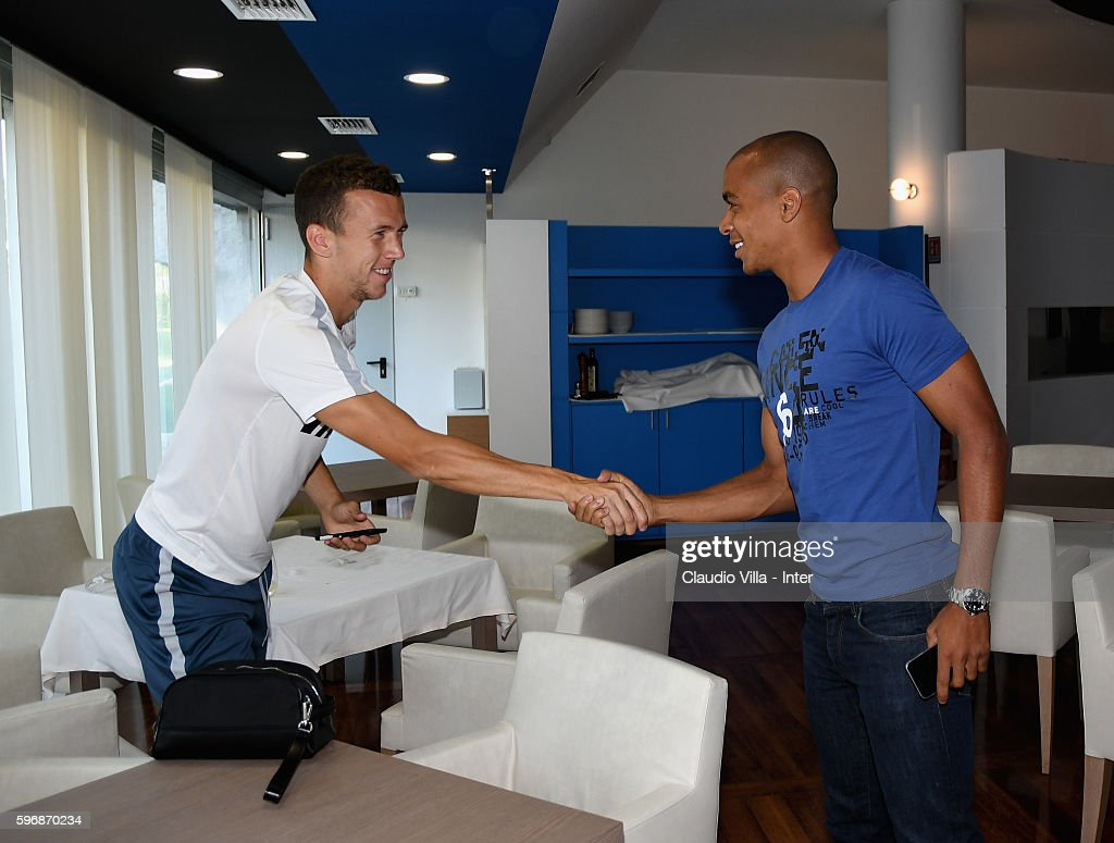 FC Internazionale New Signing Joao Mario Arrives in Milan s