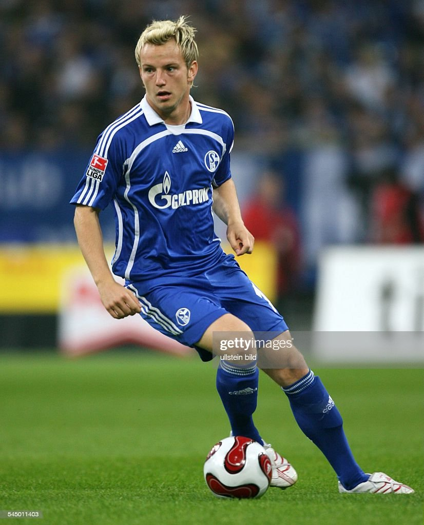 Ivan Rakitic Midfielder FC Schalke 04 Switzerland Croatia in