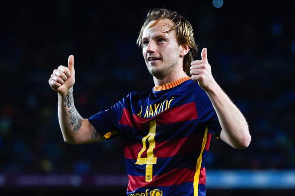new concept 7b4b3 ff531 Ivan Rakitic reveals he chose his Barcelona shirt number ...