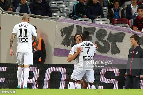 Toulouse FC v SM Caen - Ligue 1 : News Photo