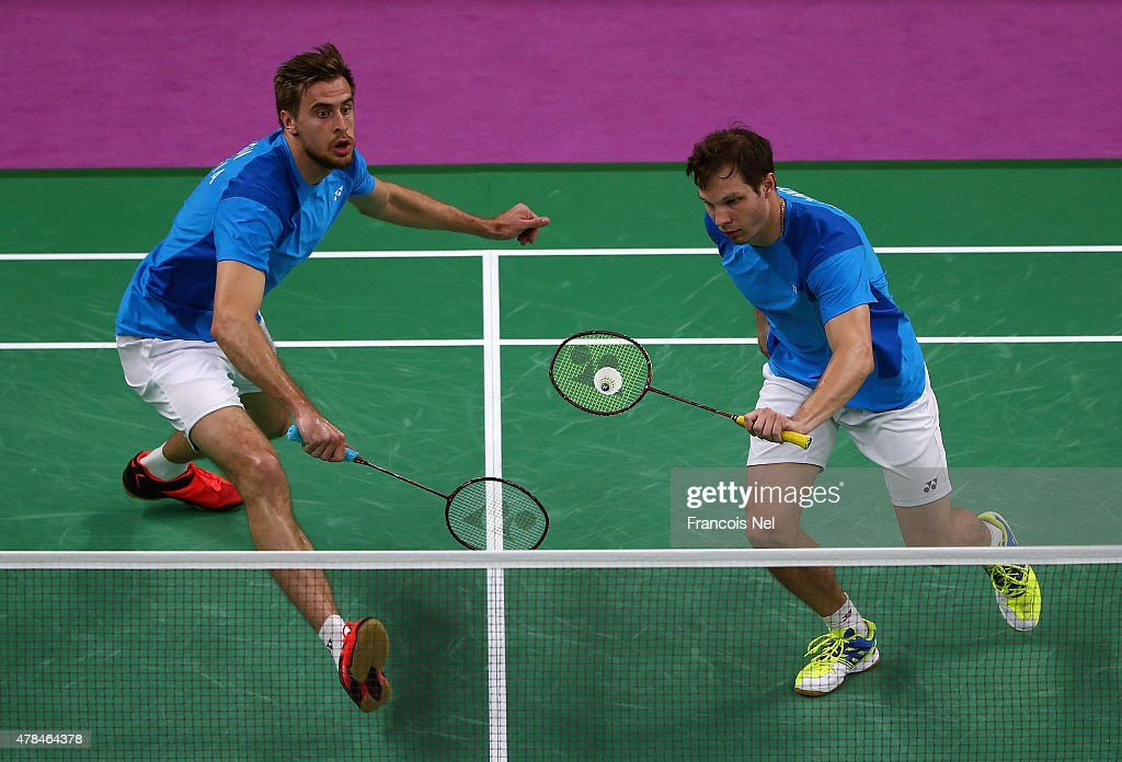 Badminton Day 13: Baku 2015 - 1st European Games