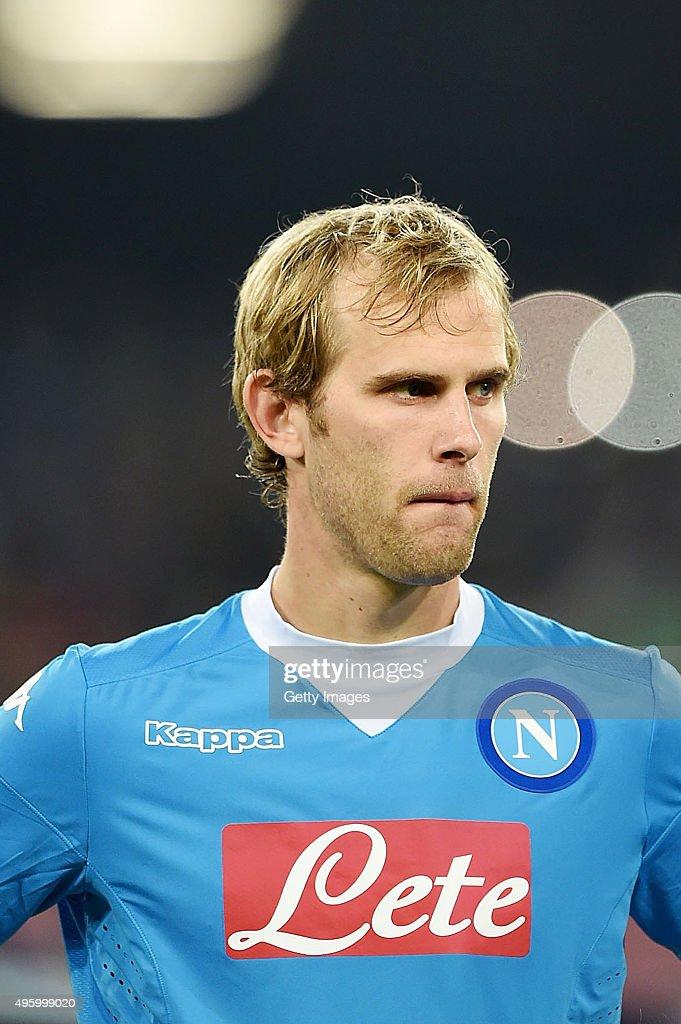 SSC Napoli v FC Midtjylland - UEFA Europa League