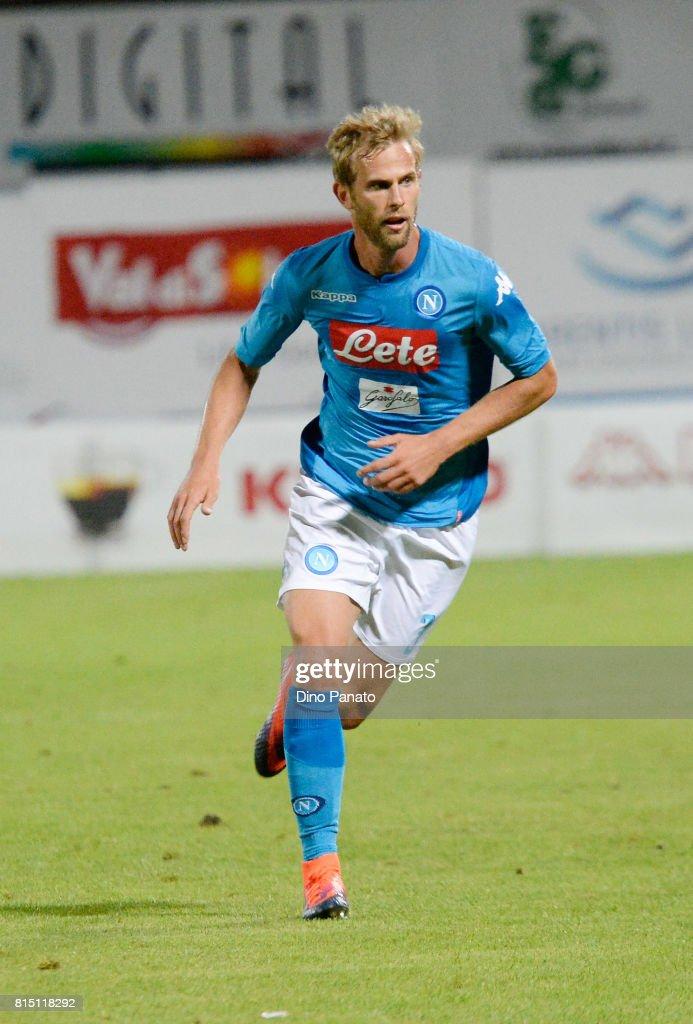 Trento v SSC Napoli - Pre-Season Friendly